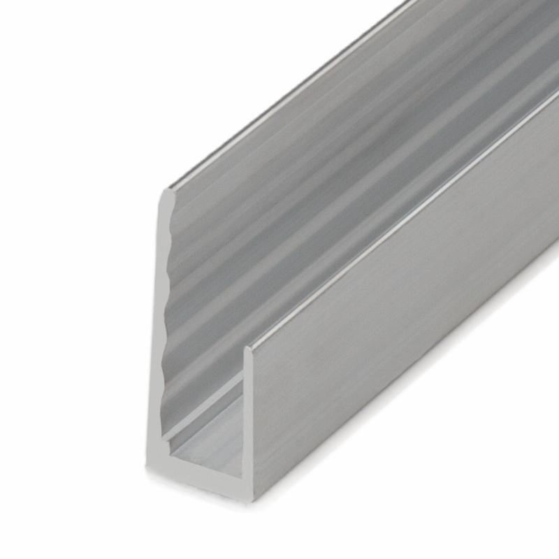 Großartig Aluminum profiles and accessories for polycarbonate sheet  NH46