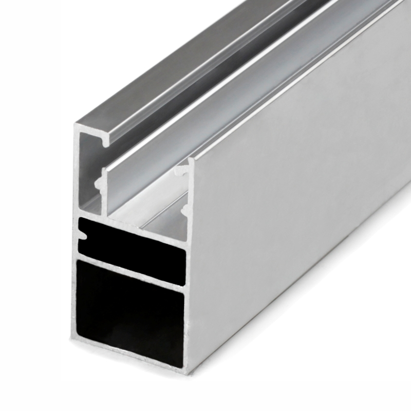 945fc646d8a Aluminum profiles and accessories for polycarbonate sheet ...