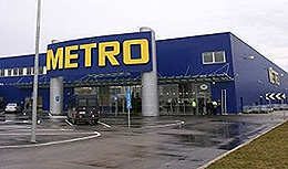 Referenca: Metro CASH & CARRY